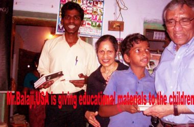 Mr Balaji Giving Educational Materials.jpg